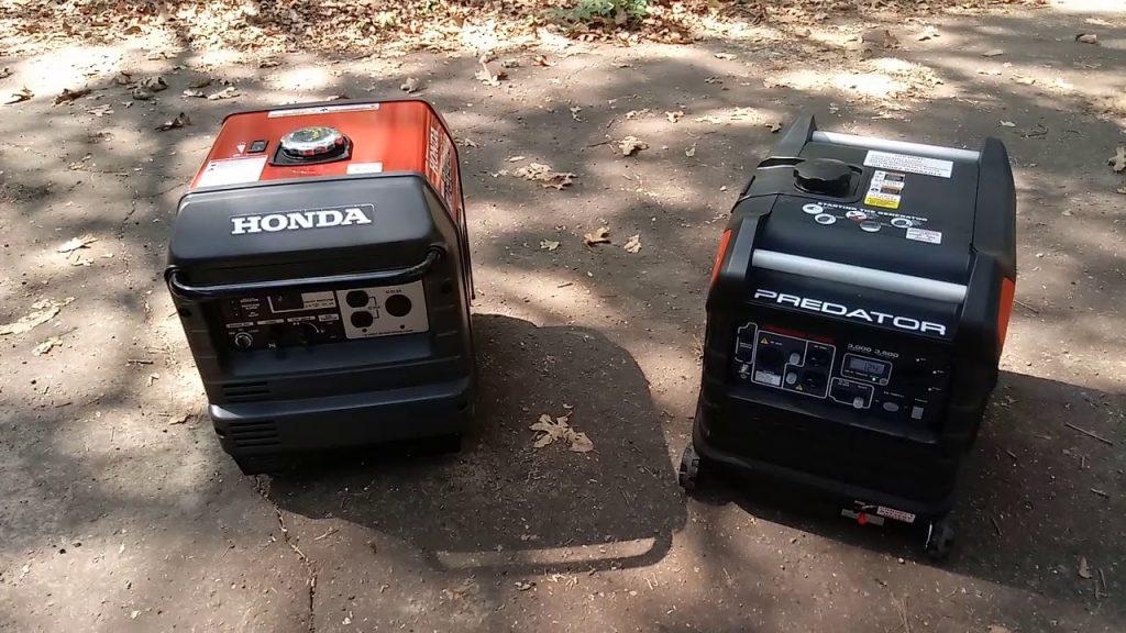 Predator 3500 vs Honda 3000 RV Generators
