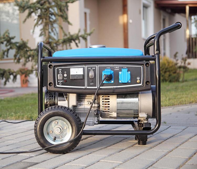 Blue electric generator